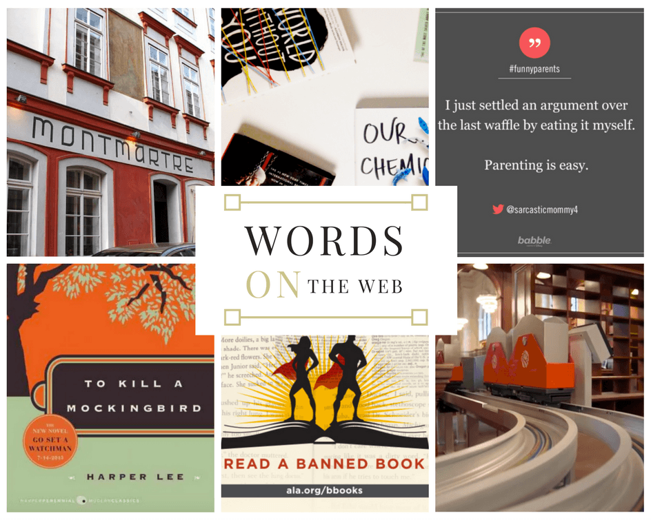 Storify Recap: Words on the Web (26 September to 2 October)